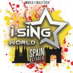 i-SiNG World Finals 2019 to be Hosted by Spain!